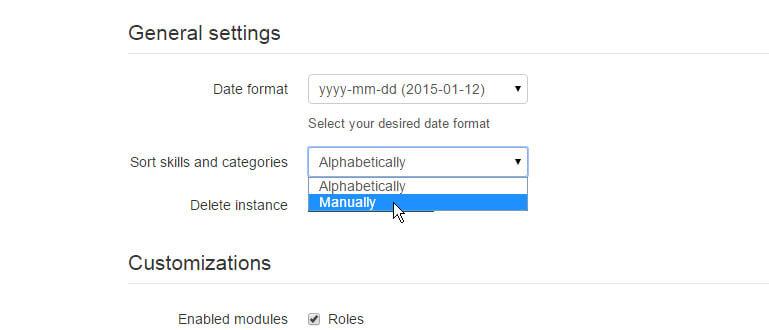 Jan 2015 Manual Order Change