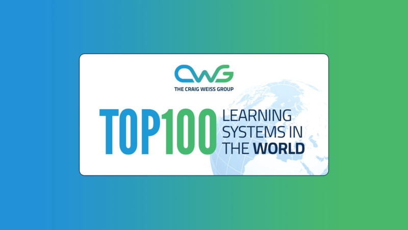 Skills Base Chosen as a Global Top 100 Learning Systems Leader in 2021